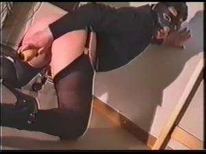 retro girdle video porn