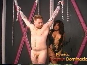 wife spanking husband video
