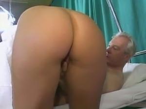 nurse mature video