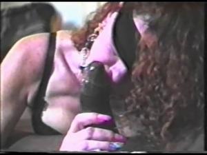 black girl swallowing cum