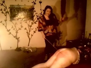 petite and spanked