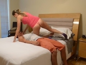 caught wife sucking preachers dick