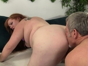 natural redheaded pussy
