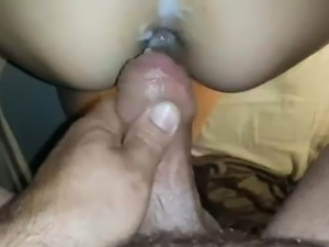 interracial wife cuckold creampie