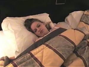 fingering sleeping girls pussy