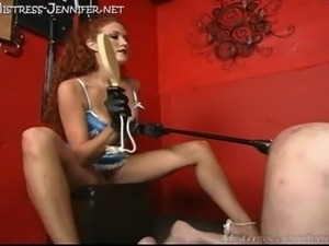 free mistress handjob movie