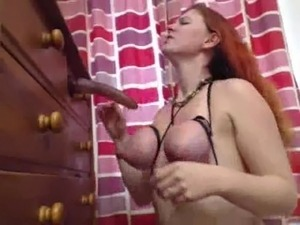 slapping pussy and tits