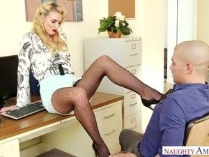 vids porn secretary