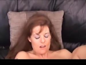 petite redhead anal