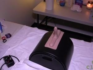 multi orgasm on sybian anal
