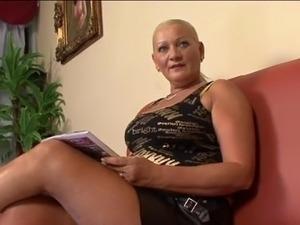 hot mature granny videos
