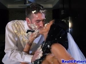 brides first sex video