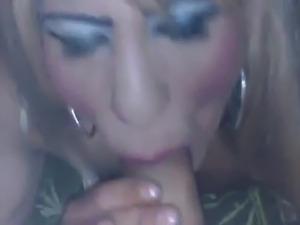 Cum in open mouth