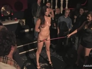 ffm humiliation anal tube