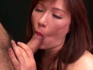 japanese mom anal with son