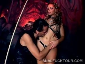 goth asian porn