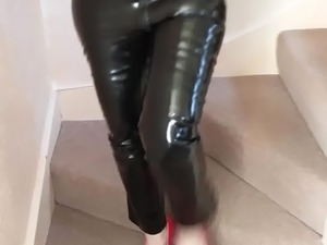 Latex sex videos