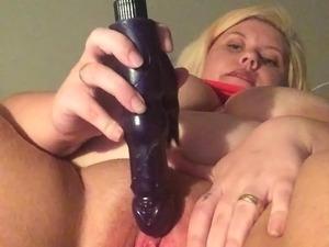 kaylynn has anal orgasm