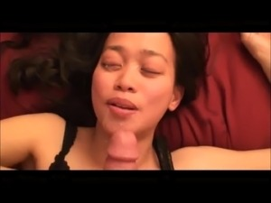 amateur girlfriend facials