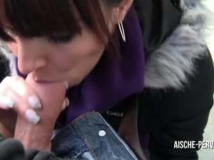 white wife swallows black cum