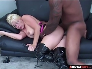 big dick punishing tight pussy
