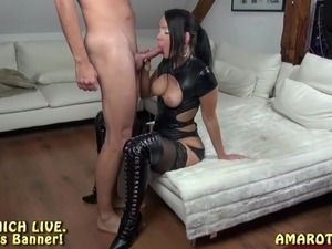 Latex sex movie