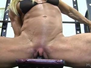 ass panties pussy gym