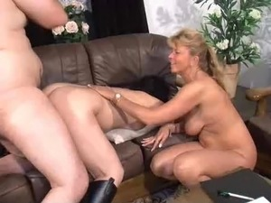 wife gets birthday gift threesome