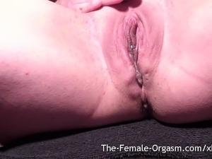 amateur gf orgasm video