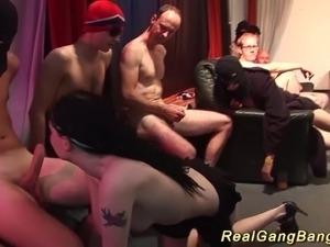 gangbang girls video