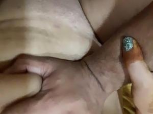 lactating large nipples video