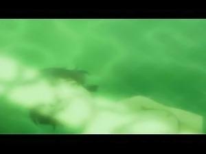 black milf anal creampie