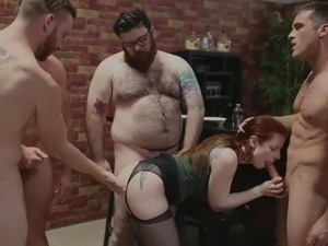 anal gangbang girls
