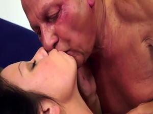 old man very young girl porn