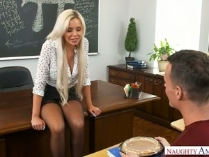 Girl fucking teacher