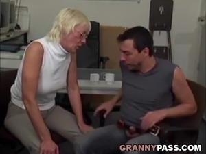 granny interracial sex movies