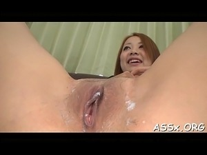 young japanese girls anal