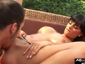 anal black dick fuck outdoor