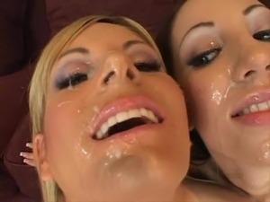 facial sex stories