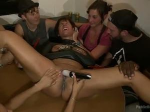 fist anal lesbian