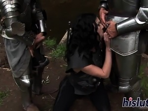 ebony busty sex outdoor fuck