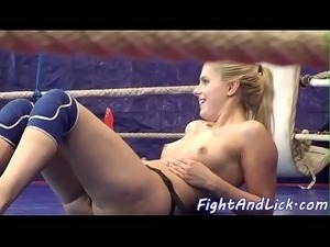 erotic nude wrestling videos