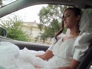 sheer bride teen gallery