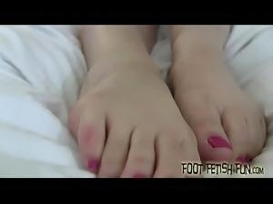 oral foot fetich pics