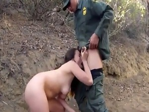 Outdoor anal movies