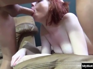blowjob facial video