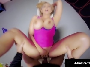 Busty lesbians video
