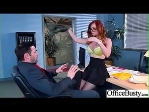 naked office joke video