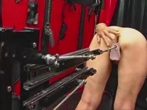 fuck machine video