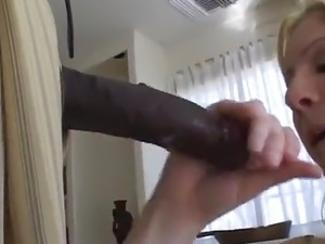 only interracial porn double facial